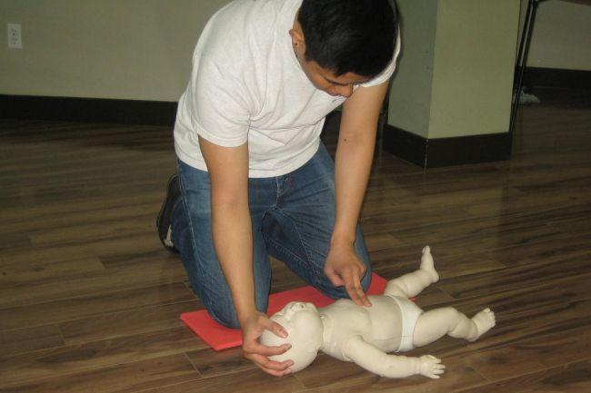 Childcare First Aid and CPR
