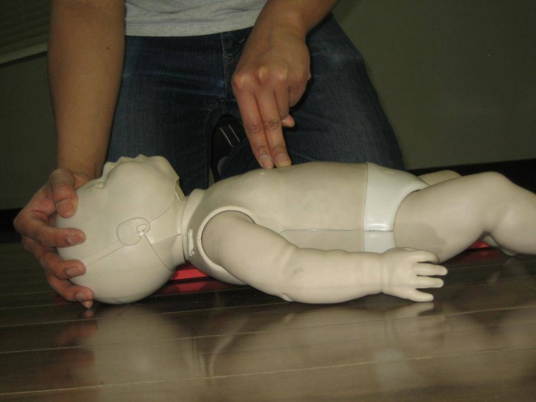 Childcare first aid and CPR in Kelowna