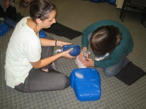 Kelowna First Aid emergency first aid re-certifications in Kelowna, B.C.