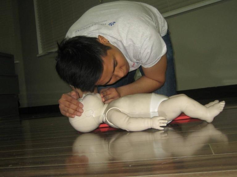 CPR HCP Courses in Kelowna