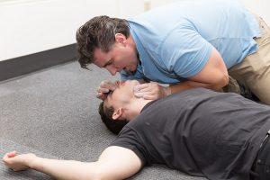 Kelowna first aid
